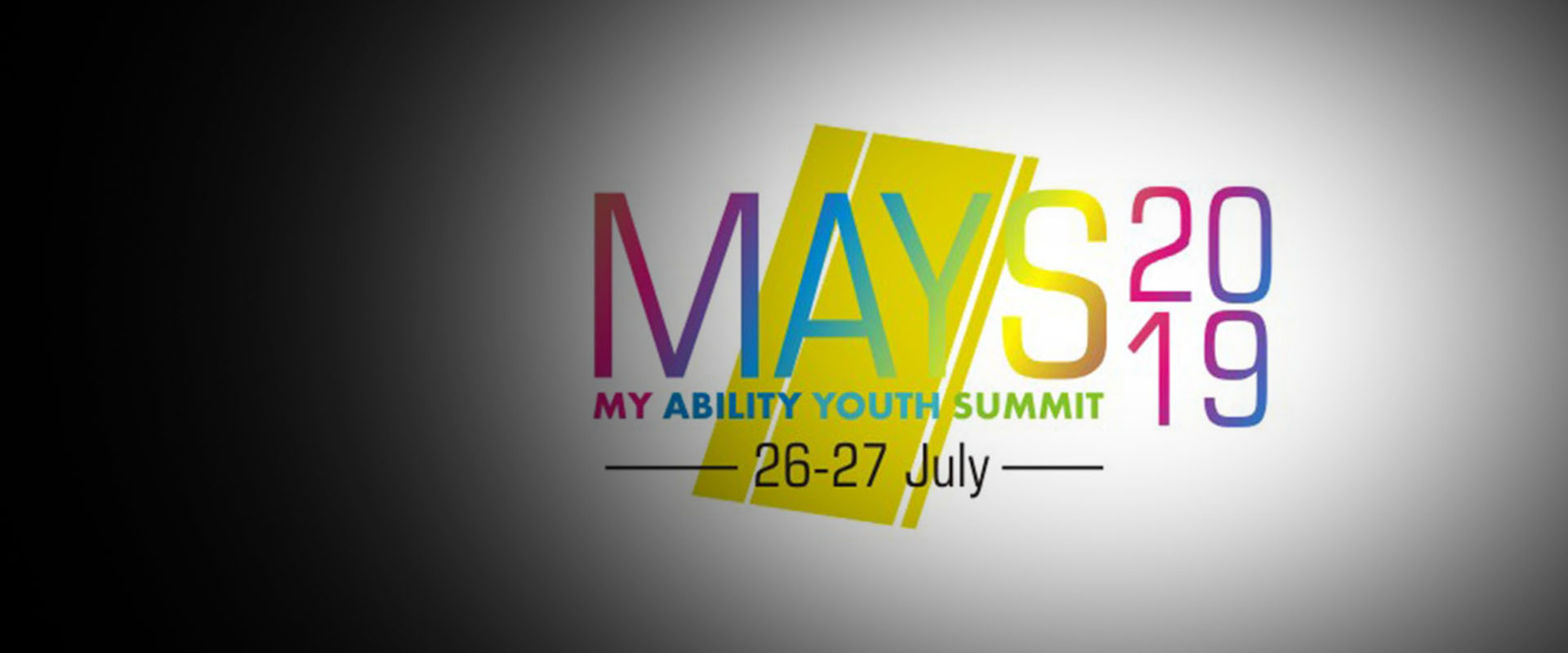 MAYS2019 Summit - May Ability Youth Summit - Intellectual Foundations